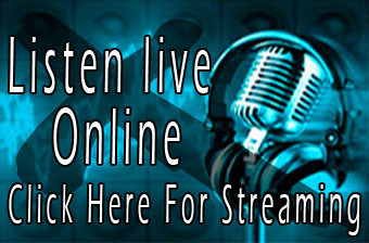 Streaming Live Online! Click Here